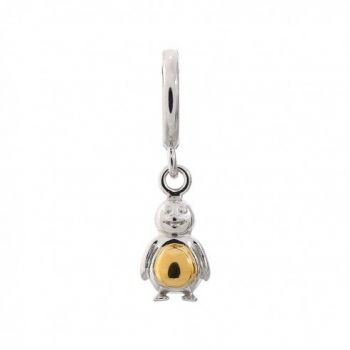 Endless Jewelry Charm Penguin Silver 43300