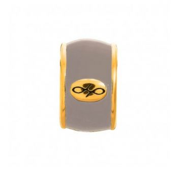 Endless Jewelry Charm Cinder Endless Enamel Gold 52100-1