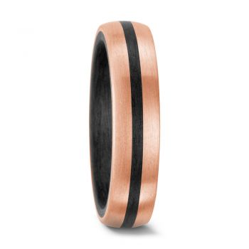 TitanFactory Partnerring Rosegold Carbon 59320