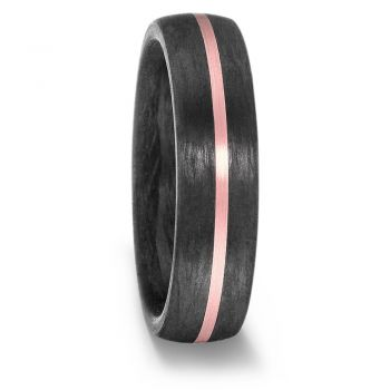 TitanFactory Partnerring Rosegold Carbon 59351