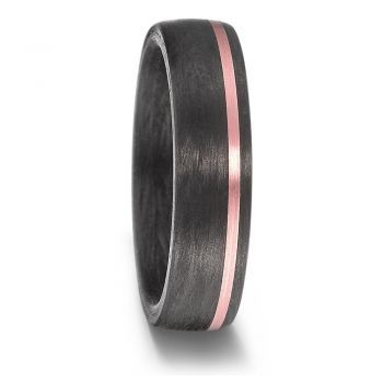 TitanFactory Partnerring Rosegold Carbon 59352